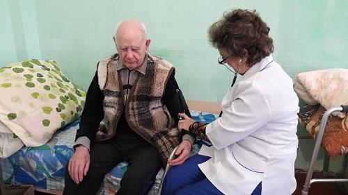 условия размещения престарелых в пансионате