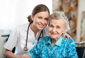 Пансионат для пожилых с деменцией в городе